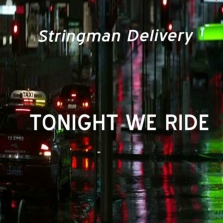 Tonight We Ride CD Cover 1
